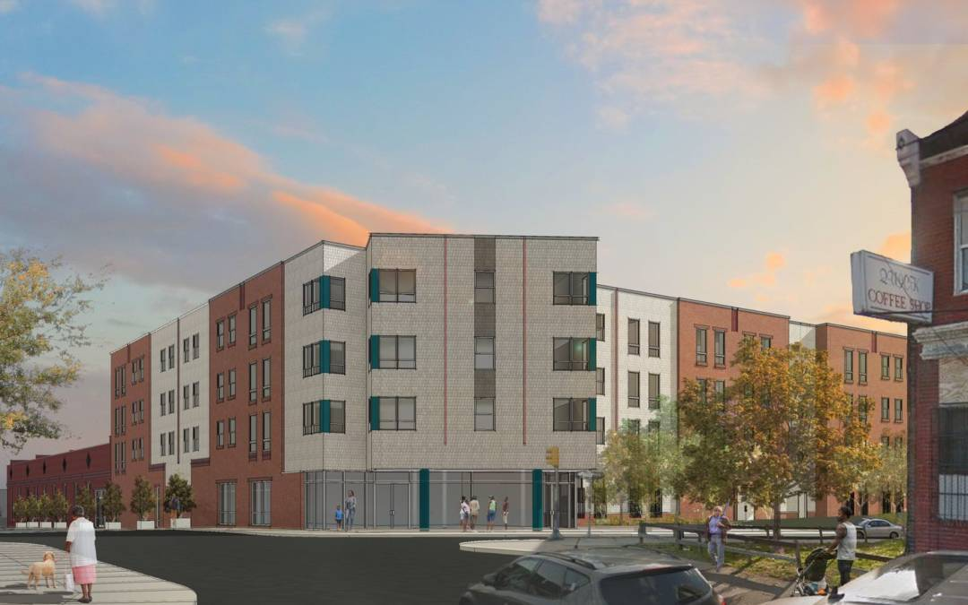 Affordable apartments to rise at former site of notorious North Philly hotel